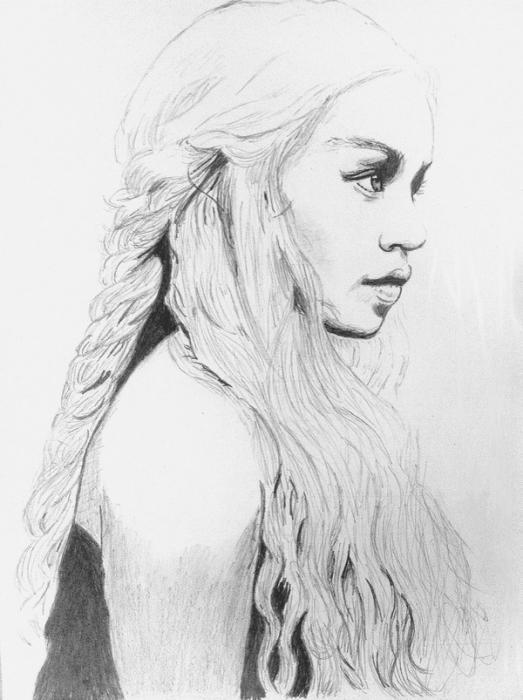 Emilia Clarke by manonw08